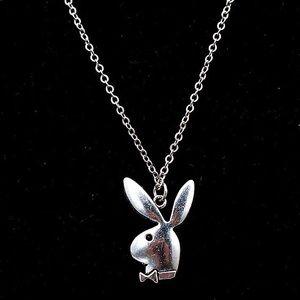 Playboy bunny charm